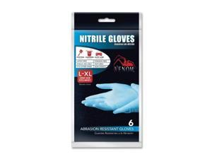 Disposable Gloves Nitrile Latex-free L/XL 6/PK Blue