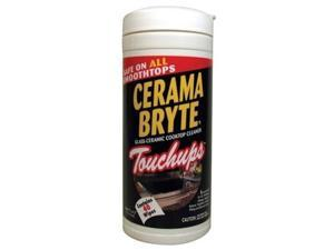CERAMA BRYTE 48635 STAINLESS STEEL CLEANING WIPES