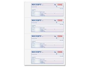 Adams Money/Rent Receipt Book