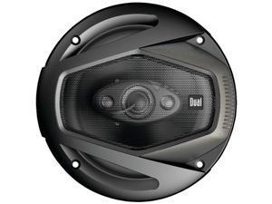 Dual DLS404 Speaker - 25 W RMS/100 W PMPO - 4-way