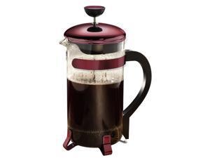 Primula PCRE6408 Red Classic Coffee Press