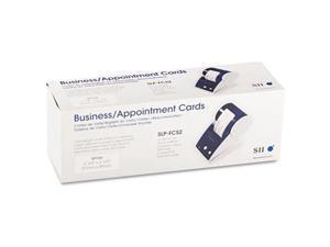 "Seiko SLP-FCS2 2.25"" x 3.5"" 500 labels Business Card"
