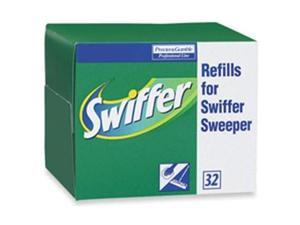 Sweeper Refill Dry Cloths 32/BX