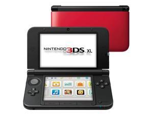 Nintendo 3DS XL Red/Black