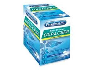 Cold and Cough Congestion Medication Two-Pack 50 Packs/Box