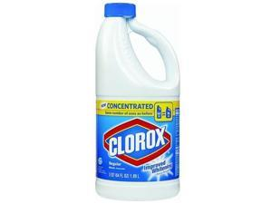 Clorox Regular Liquid 64oz. Concentrated Bleach