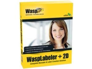 Wasp 633808105273 Labeler + 2D V7 (5 User Licenses)