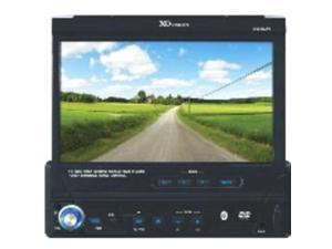 "7"" Touch Screen DVD Receiver with Navigation"