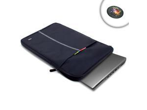"""Rugged 13.3"""" Laptop Sleeve Case / Bag Compatible with Samsung Series 9 NP900X3C , Lenovo Yoga 13 IdeaPad , Acer Aspire S5-391-9880 and Many More 13.3"""" Notebooks - Includes Mouse Pad!"""