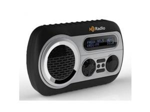 Portable FM HD Radio