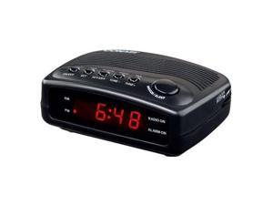Hospitality Series Compact Clock Radio with Single Day Alarm