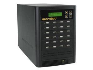 "Aleratec 1:23 USB HDD Copy Tower SA - Stand-Alone 1:23 USB Flash Drive and 2.5"" USB Hard Drive Duplicator Model 330121"