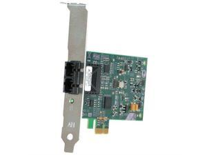 Fast Ethernet Fiber Network Interface Card with PCI-Express AT-2711FX/LC-901
