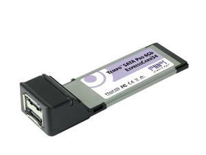 Tempo Edge Sata Pro 6gb Express Card/34 With 2 Esata Ports