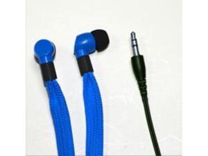 Stereo - Blue - Mini-phone - Wired - 18 Ohm - 20 Hz 20 kHz - Earbud - Binaural - In-ear - 3.94 ft Cable H107Blue