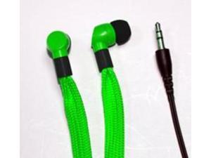 Stereo - Green - Mini-phone - Wired - 18 Ohm - 20 Hz 20 kHz - Earbud - Binaural - In-ear - 3.94 ft Cable H107Green