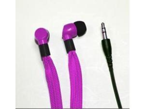 Stereo - Pink - Mini-phone - Wired - 18 Ohm - 20 Hz 20 kHz - Earbud - Binaural - In-ear - 3.94 ft Cable H107Pink