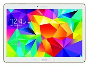 "Samsung Galaxy Tab S SM-T807V 16 GB Tablet - 10.5"" - Wireless LAN - Verizon - 4G - Samsung Exynos 5 1.90 GHz - Dazzling White"
