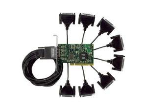 Digi International 76000529 8-port DB-9M DTE fan-out cable for AccelePort Xp 8-port