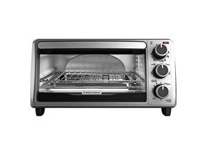 Black & Decker 4-Slice Toaster Oven TO1303SB