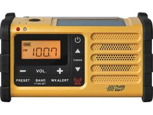 Sangean AM FM WX Emergency Radio MMR-88
