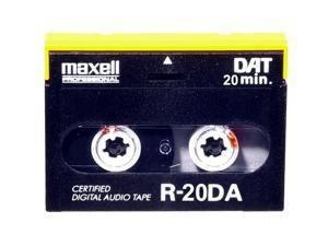 MAXELL 182614 Audio, DAT-4mm, 20 min, R-20DA