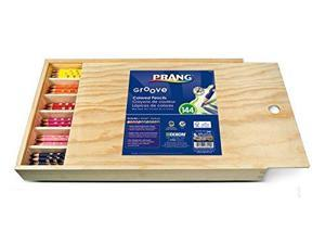 Prang Groove Colored Pencils 144/ST Assorted