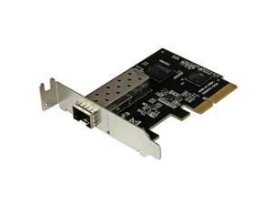 StarTech.com PCI Express 10 Gigabit Ethernet Fiber Network Card w/ Open SFP+ - PCIe x4 10Gb NIC SFP+ Adapter