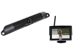 Boyo VTC424R WI-FI Rear View Camera System with 4.3 LCD Monitor  Black Finish