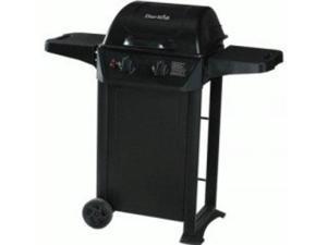 Char-Broil 300 24000BTU 2B Gas Grill 463621615 Black
