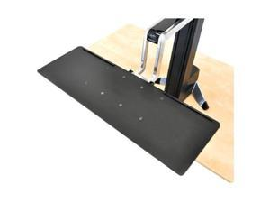Ergotron Large Keyboard Tray For Workfit-s Sit-stand Workstation