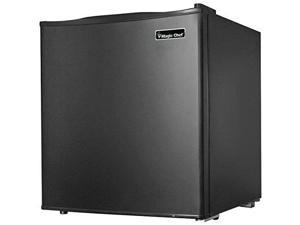 MAGIC CHEF MCAR170B2 Refrigerator (1.7 Cubic Ft)
