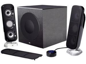 Cyber Acoustics CA-3908 2.1 Speaker System - 46 W RMS