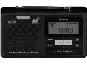 WR608/BLRBK Weather Radio