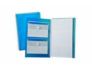 Oxford 40288 Index Card Notebook, Ruled, 3 x 5, White, 150 Cards per Notebook, 1 Each