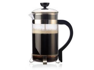 Primula PCP-6408 DST Chrome Classic 8 Cup Coffee Press - Chrome