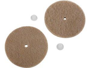 "KOBLENZ 45-0105-2 6"" CLEANING PADS, 2 PK"