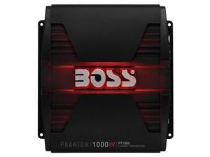 BOSS Audio PT1000 Phantom 1000W Monoblock, Class A/B Amplifier