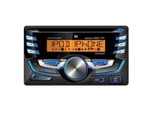 DUAL DC525BI Double-DIN In-Dash CD AM/FM Receiver with Bluetooth(R) & Pandora(R) Internet Radio