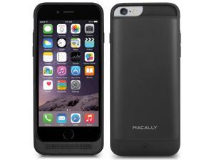 Macally 3000 mAh Battery Case for iPhone 6 for 1.25x's extra charge MPCP6M30