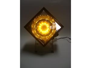 CORNET BHS-012 Strobe Colored Lenses LED Light, Diamond