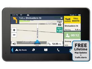 """MAGELLAN RC9485SGLUC RoadMate(R) Commercial Truck RC9485T-LMB 7"""" GPS Device with Lifetime Maps & Traffic Updates"""
