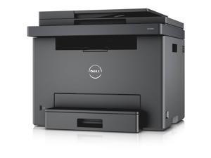 Dell E525W(NJMVP) Duplex 4800 dpi x 4800 dpi wireless/USB color Laser MFP Printer