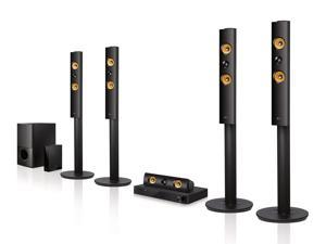 LG LHB755W 5.1-Channel 3D Smart Blu-ray Home Theater System