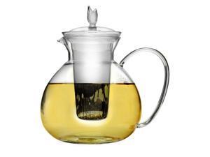 Primula PAH-6003 DST Clear 60oz Glass Teapot Infusr