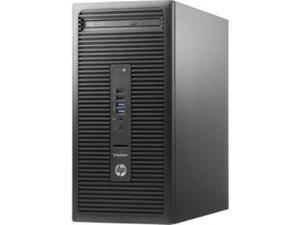 HP EliteDesk 705 G2 Desktop Computer - AMD A-Series A8-8650B 3.20 GHz - Micro Tower