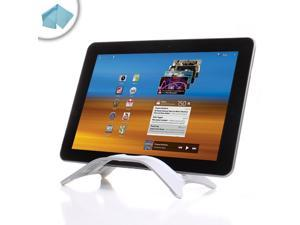 Sleek Alloy Tablet Display Mount Stand for Samsung Galaxy Note 10.1 , Asus Transformer Prime , TF300 , Acer Iconia A700 , Coby Kyros MID9742  and more!