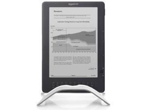 Sleek Alloy, Non-Slippable Multiple-View Tablet / eReader Display Stand - Works for Apple iPad / Blackberry Playbook / Motorola Xoom