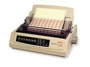 Oki Data ML321T (92007101) Up to 240 x 216 dpi Serial Dot Matrix Printer