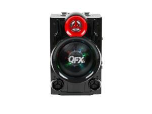 "QFX PBX-9080 6.5"" Battery Powered Portable Bluetooth Speaker"